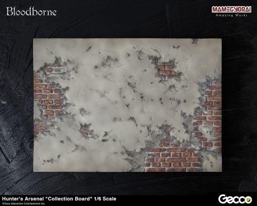 【予約】フィギュア コレクションボード 「Bloodborne(ブラッドボーン)」 Hunter's Arsenal  -ハンターズ・アーセナル- 1/6 ウェポン