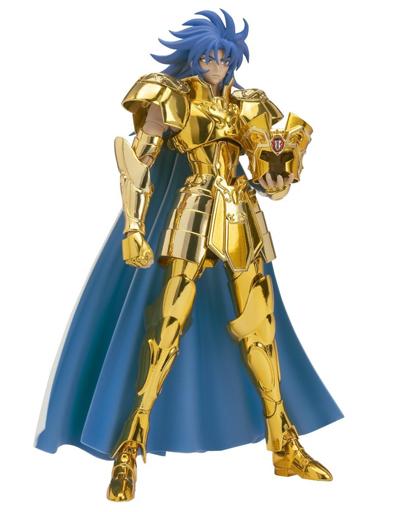 【中古】フィギュア 聖闘士聖衣神話EX ジェミニサガ<リバイバル版> 「聖闘士星矢」