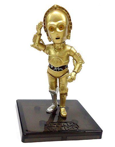 【中古】フィギュア C-3PO 「一番くじ ワールドコレクタブルフィギュア スター・ウォーズ」 D賞 ワールドコレクタブルフィギュア