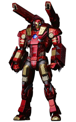 投げ売り堂 - #11 MODULAR IRONMAN W/Plasma Cannon & Vibroblade 「アイアンマン」 RE:EDIT IRON MAN_00