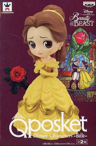 【中古】フィギュア ベル(ノーマルカラー) 「美女と野獣」 Q posket Disney Characters -Belle-