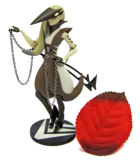 【中古】フィギュア 真庭喰鮫 「刀語」 3Dフィギュア オフィシャル通販&イベント限定
