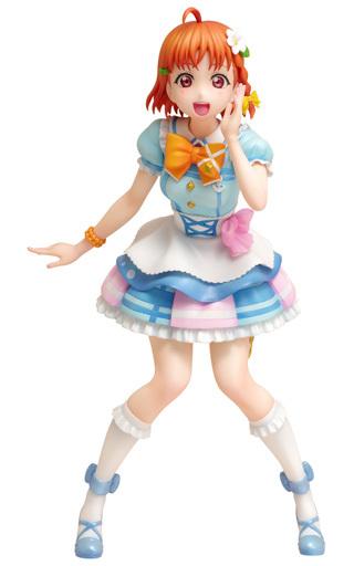 【予約】フィギュア 高海千歌 君のこころは輝いてるかい?Ver. 「ラブライブ!サンシャイン!!」 Dream Tech 1/8 PVC製塗装済み完成品