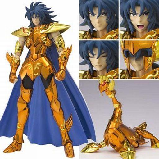 【中古】フィギュア [謎顔欠品] 聖闘士聖衣神話EX シードラゴンカノン 「聖闘士星矢」