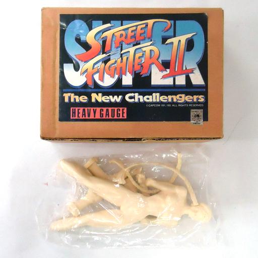 【中古】フィギュア [付属品欠品] キャミィ 「スーパーストリートファイターII -The New Challengers-」 1/8 レジンキャストキット