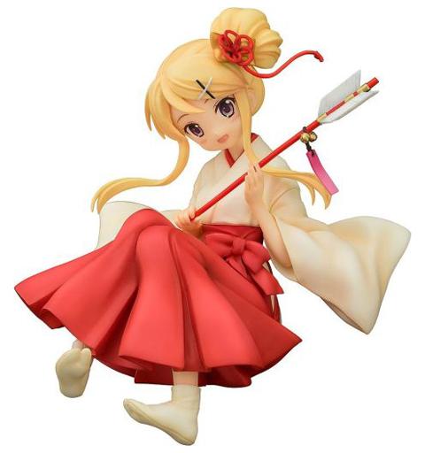 【予約】フィギュア 九条カレン 巫女style 「きんいろモザイク Pretty Days」 1/8 ABS&PVC製塗装済み完成品