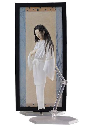 円山応挙作 幽霊図