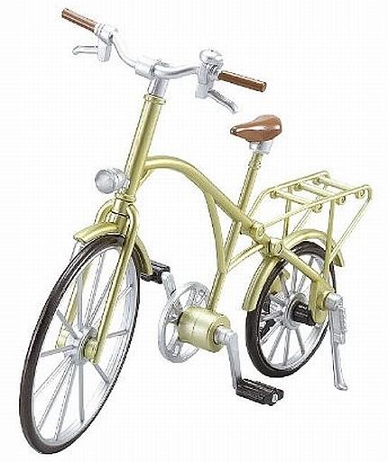 【中古】フィギュア [ランクB] ex:ride ride.002 クラシック自転車(メタリックイエロー)