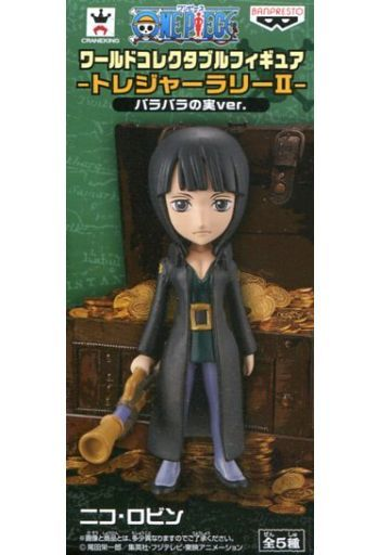Nico Robin Strong World Edition One Piece De Collection Figure-Trésor Rally