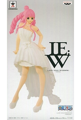 ペローナ(ホワイト) 「ワンピース」 LADY EDGE:WEDDING -PERHONA-
