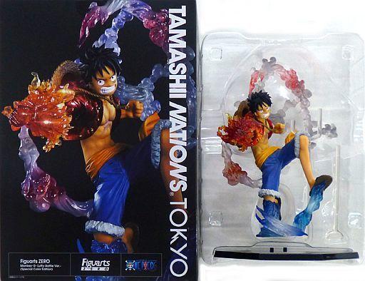 フィギュアーツZERO モンキー・D・ルフィ -Battle Ver. ゴムゴムの火拳銃-(Special Color Edition) 「ワンピース」 TAMASHII NATIONS TOKYO限定