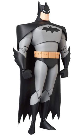 メディコム・トイ 予約 フィギュア MAFEX BATMAN(THE NEW BATMAN ADVENTURES)-バットマン ザ ニューバットマン アドベンチャー- 「バットマン アニメイテッド」 アクションフィギュア No.137