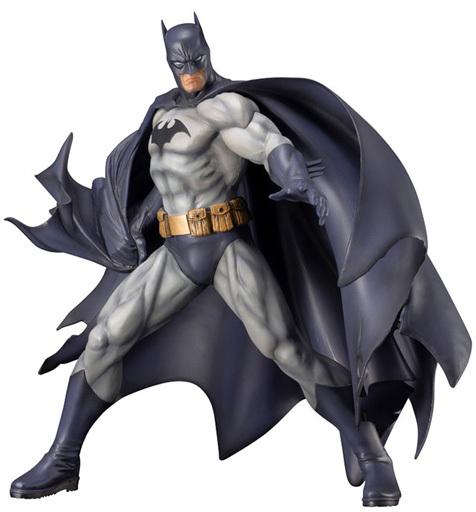 壽屋(KOTOBUKIYA) 新品 フィギュア ARTFX バットマン HUSH リニューアルパッケージ 「バットマン:ハッシュ」 1/6 PVC製塗装済み完成品