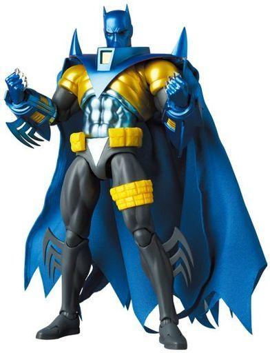 メディコム・トイ 予約 フィギュア MAFEX KNIGHTFALL BATMAN 「バットマン: ナイトフォール」 アクションフィギュア No.144