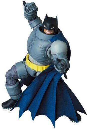 メディコム・トイ 予約 フィギュア MAFEX ARMORED BATMAN(The Dark Knight Returns) 「バットマン: ダークナイト・リターンズ」 アクションフィギュア No.146
