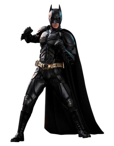 ホットトイズ 予約 フィギュア バットマン(2.0版) 「ダークナイト ライジング」 ムービー・マスターピースDX 1/6 アクションフィギュア