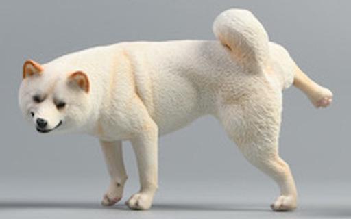 JXKスタジオ 新品 フィギュア 柴犬 レッグリフトB 1/6 塗装済み完成品