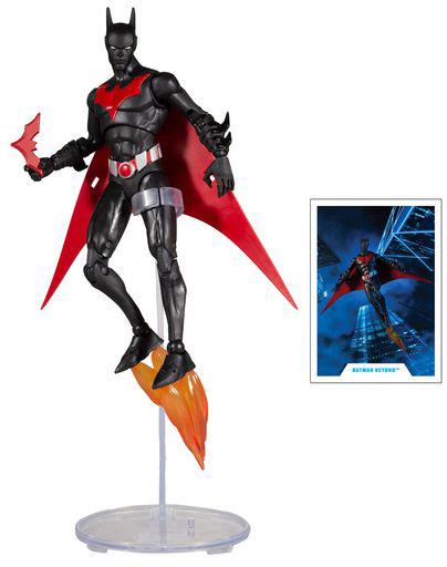 McFarlane Toys/ホットトイズ 予約 フィギュア バットマン・ザ・フューチャー 「バットマン・ザ・フューチャー」 DCマルチバース #056 7インチ アクションフィギュア