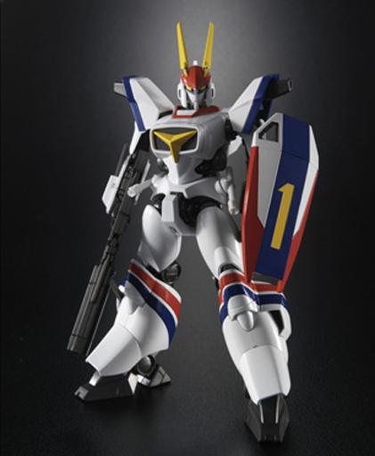【中古】フィギュア [破損品] 魂SPEC XS-06 ドラグナー1 with キャバリアー 「機甲戦記ドラグナー」