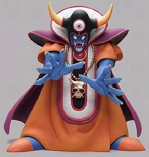 【中古】フィギュア [破損品] ゾーマ 「ドラゴンクエスト」ソフビモンスター012