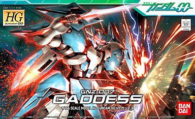 【新品】プラモデル 1/144 HG ガッデス「機動戦士ガンダム00」