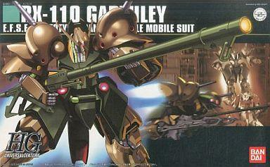 【中古】プラモデル 1/144 HGUC RX-110 ガブスレイ「機動戦士Zガンダム」