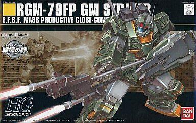 【新品】プラモデル 1/144 HGUC RGM-79FP ジム・ストライカー「機動戦士ガンダム外伝 THE BLUE DESTINY」