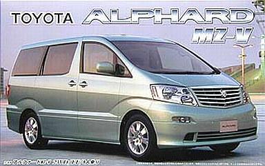 【中古】プラモデル 1/24 ID69 トヨタ アルファードMZ-V'02 「インチアップシリーズ NO.69」