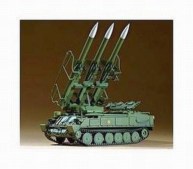 【中古】プラモデル 1/35 ソビエト軍 SAM-6 地対空ミサイル ゲインフル