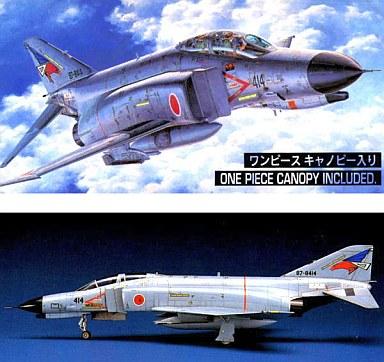 1/48 F-4EJ改 スーパーファントム W/ワンピースキャノピー [PT7]