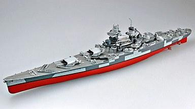 【新品】プラモデル 1/350 フランス海軍戦艦 リシュリュー 1943 [05311]