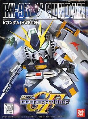BB戦士 209 RX-93 νガンダム (HWS仕様)「SD ガンダム G-GENERATION-F」 [SDガンダム]