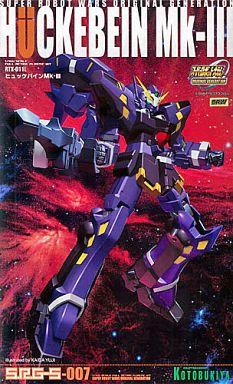 【中古】プラモデル 1/144 RTX-011L ヒュッケバイン Mk-III 「スーパーロボット大戦OG」 S.R.G-S-007 [KP-08]