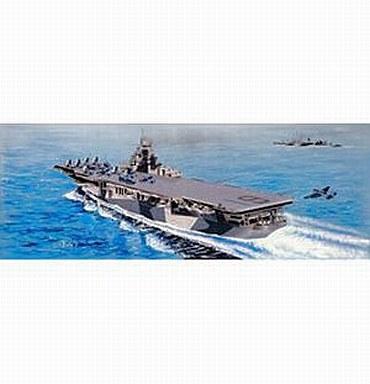 【新品】プラモデル 1/350 米海軍 空母 CV-19 ハンコック [05610]