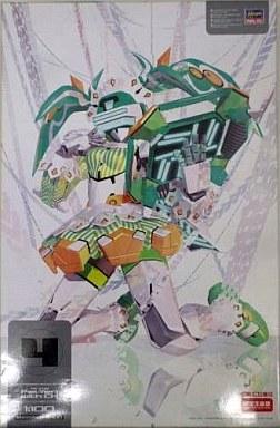 【中古】プラモデル 1/100 TF-14M フェイ・イエンwithシンデレラ・ハート「電脳戦記バーチャロン」