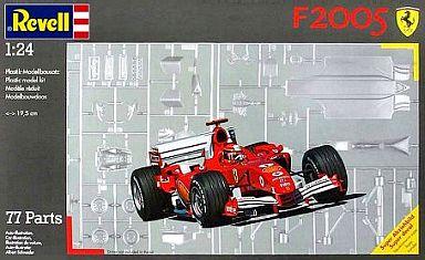 【中古】プラモデル 1/24 フェラーリF2005[07244]