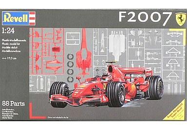 【中古】プラモデル 1/24 フェラーリF2007[07252]