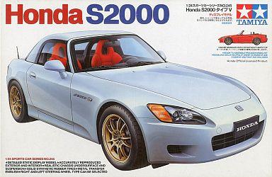 【新品】プラモデル 1/24 ホンダ S2000 タイプV 「スポーツカーシリーズ No.245」 ディスプレイモデル [24245]