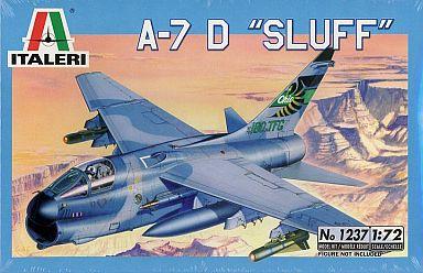【中古】プラモデル 1/72 A-7D SLUFF [1237]