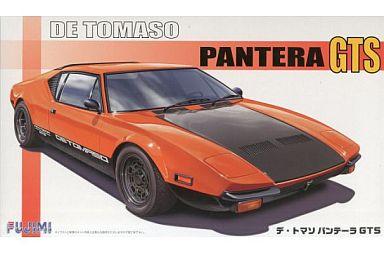 【中古】プラモデル 1/24 デ・トマソ パンテーラ GTS 「リアルスポーツカーシリーズ No.90」 [125534]