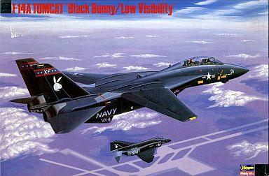 【中古】プラモデル 1/72 F-14A トムキャット'ブラックバニー/ロービジ' グラマン アメリカ海軍 艦上戦闘機 [SP5]