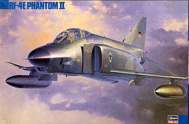 【中古】プラモデル 1/72 RF-4E ファントムII マクドネルダグラス ドイツ空軍/日本航空自衛隊 偵察機 [KA11]