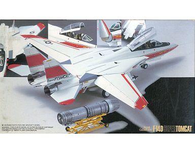 【中古】プラモデル 1/72 F-14D スーパートムキャット グラマン 「ロイヤルコレクション」 [34002]