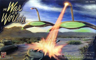 投げ売り堂 - 1/144 マーシャンズウォーマシン 襲撃ジオラマセット 「宇宙戦争」 [9002]_00