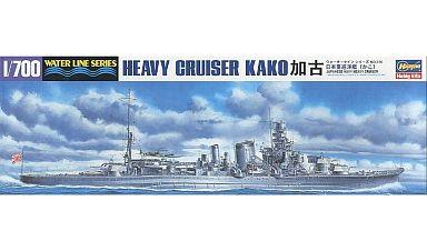 1/700 日本重巡洋艦 加古 「ウォーターラインシリーズ No.346」 [346]
