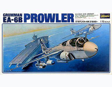 【中古】プラモデル 1/72 グラマン EA-6B プラウラー 「キングサイズシリーズ」 [K014]