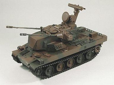 【中古】プラモデル 1/35 陸上自衛隊 87式自走高射機関砲 [G24]