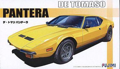 【新品】プラモデル 1/24 デ・トマソ パンテーラ 「リアルスポーツカーシリーズ No.68」 [125572]