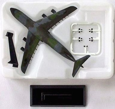 【中古】プラモデル 1/700 ロッキード C-5B(ヨーロピアン迷彩) 「世界の翼 シリーズ01」