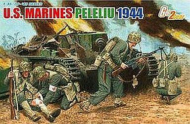 【中古】プラモデル 1/35 アメリカ海兵隊 ぺリリュー 1944 [6554]